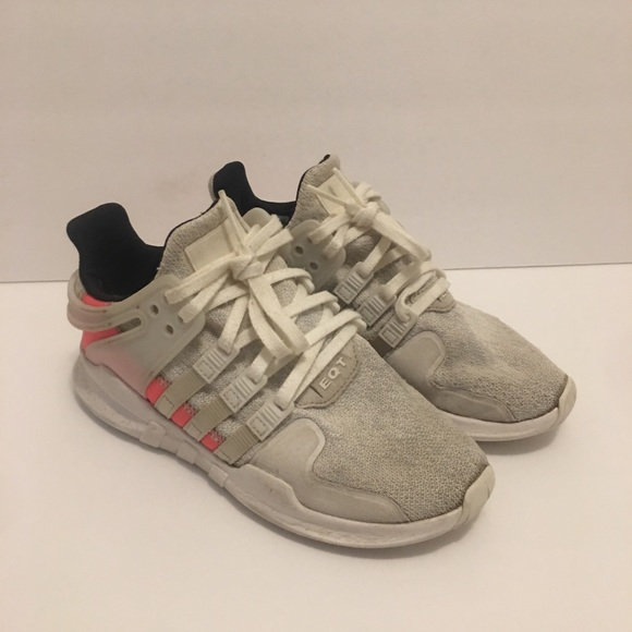 save off 2f2f7 9e538 Women's Adidas EQT Running Sneakers Size 4